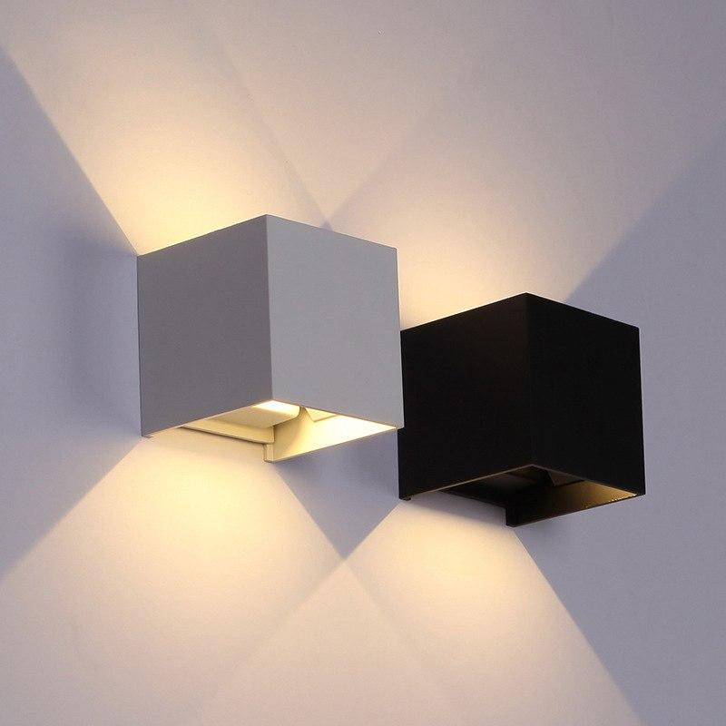 lampa led nordic box