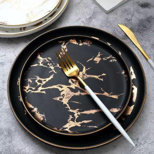 lightening collection -negru