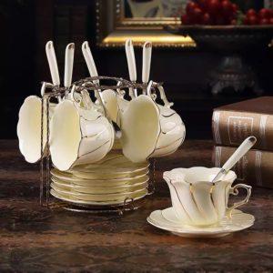 Set cafea British Gold